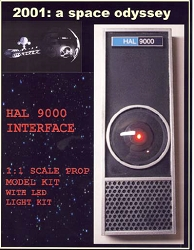 2001 HAL 9000 Interface