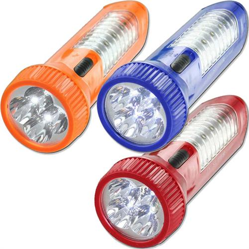 Flash Light JY-Super Rechargeable 4 LED