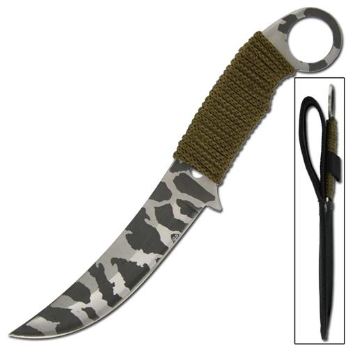 Military Commando Fighting Knife