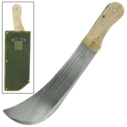 Panga Full Tang Old English Style Machete 18 inch