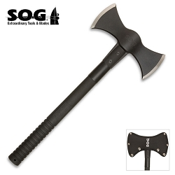 SOG Double Headed Axe