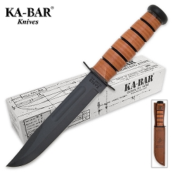 KA-BAR USMC Tactical Bowie Knife