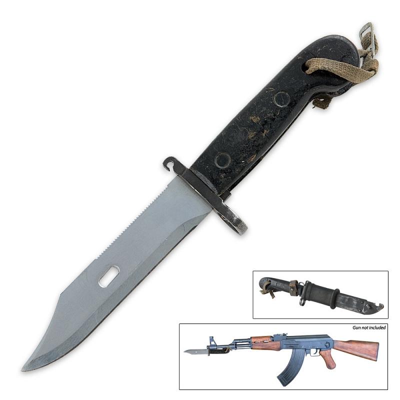 east german knife