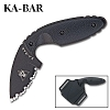 Kabar Serrated Law Enforcement Knife