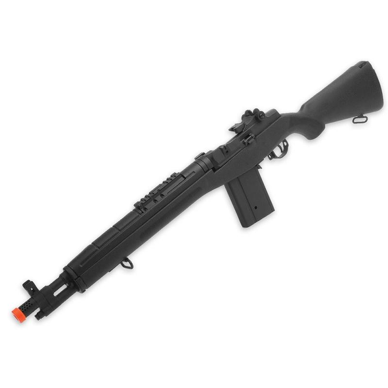 machine gun black