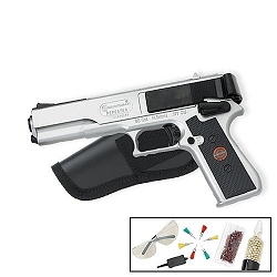 Marksmen 2000K Laserhawk Shooters Air Pistol Kit