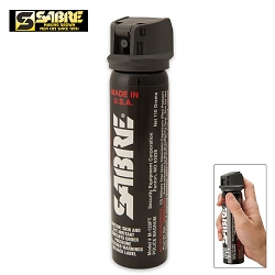 Sabre Defense Spray Flip Top 3-in-1