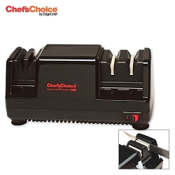 Chef's Choice Diamond Hone Knife Sharpener Black