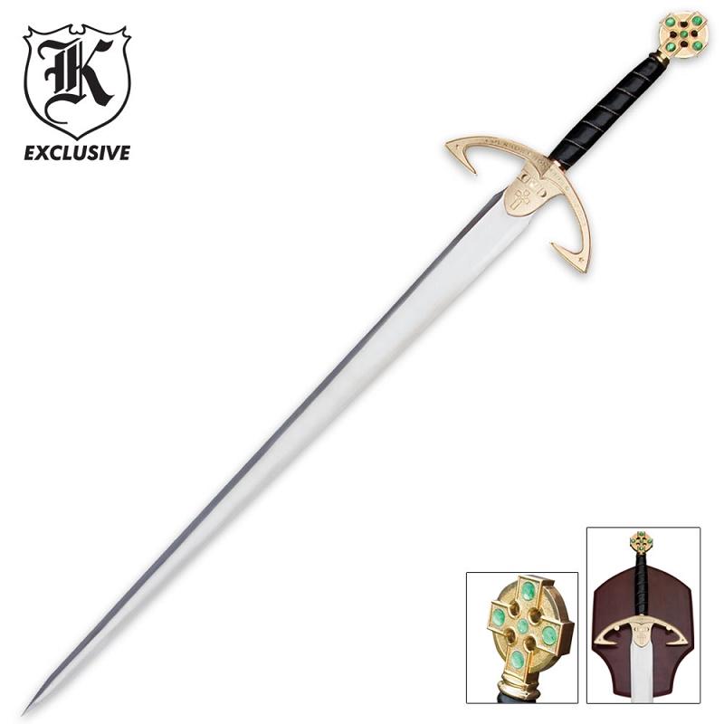 knights emerald sword