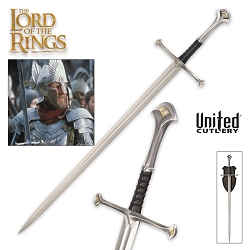 The Lord of the Rings Narsil Sword