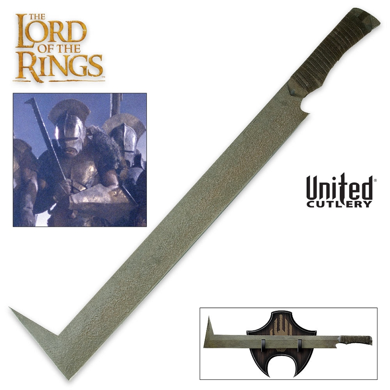 Uruk Hai Weapons The Lord of the Rings ...