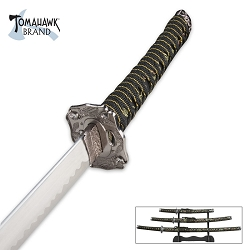 Orient Garden 3 Piece Sword Set