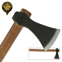 Cas Hanwei Throwing Axe Antiqued