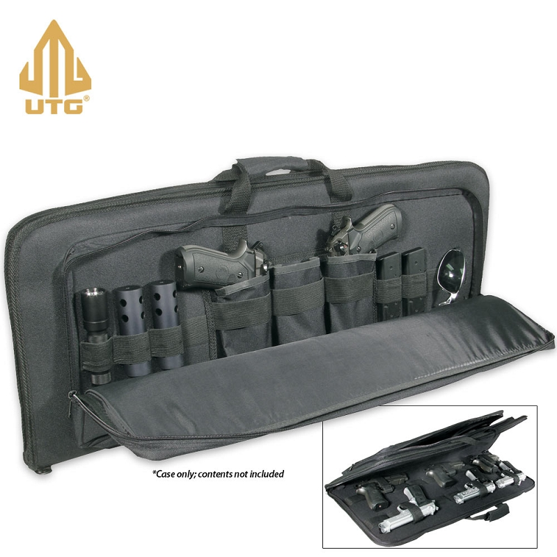 Tops Review Rifle Utg Covert Rifle Case Youtube