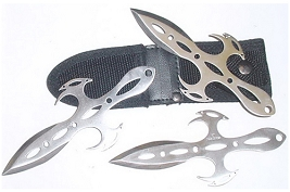 Throwing Knives