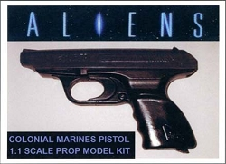 Aliens Colonial Marines Pistol Replica Prop Model Kit