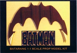Batman Batarang Replica Prop Model Kit