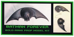 Batman Forever Bolo-Rang Replica Prop Model Kit
