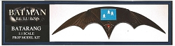 Batman Returns Batarang Resin Prop Model Kit