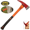 Black Widow Nordic Fire And Rescue Axe Orange Handle