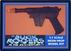 Buck Rogers Laser Blaster Replica Prop Model Kit