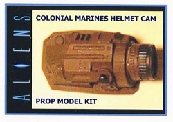 Aliens Colonial Marines Helmet Cam Replica Prop Model Kit