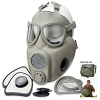 Czech M10M Gas Mask with Filters Military Surplus