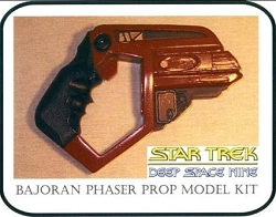 Deep Space Nine Bjoran Phaser Replica Prop Model Kit
