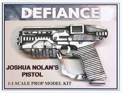 Defiance Joshua Nolan's Pistol Resin Prop Model Kit