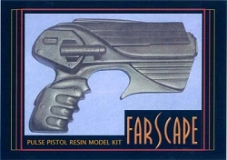 Farscape Pulse Pistol Replica Model Kit