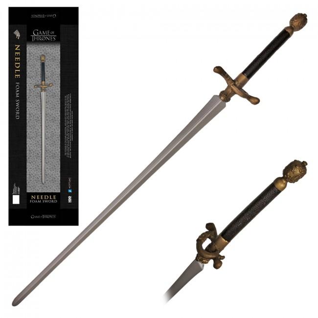 28 officially licensed got foam needle sword full size exact