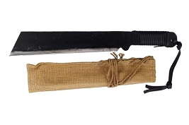Full Tang Jungle Machete High Carbon Steel Knife