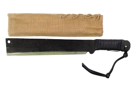 Full Tang Jungle Rambo Machete High Carbon Steel