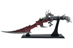 The RAPTURE  blood dagger 27 inches long