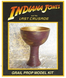 Indiana Jones Last Crusade Grail Cup Resin Prop Model Kit