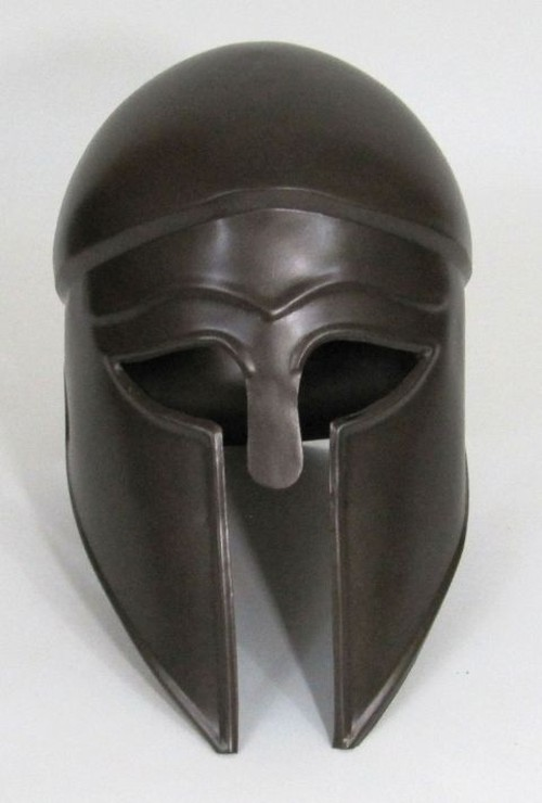 Armor Helmet Greek Corinthian Antique