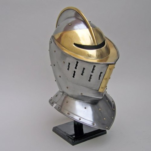 Armor Helmet European Knight