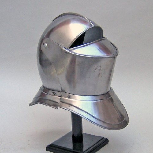 Armor Helmet Closed Bergonet