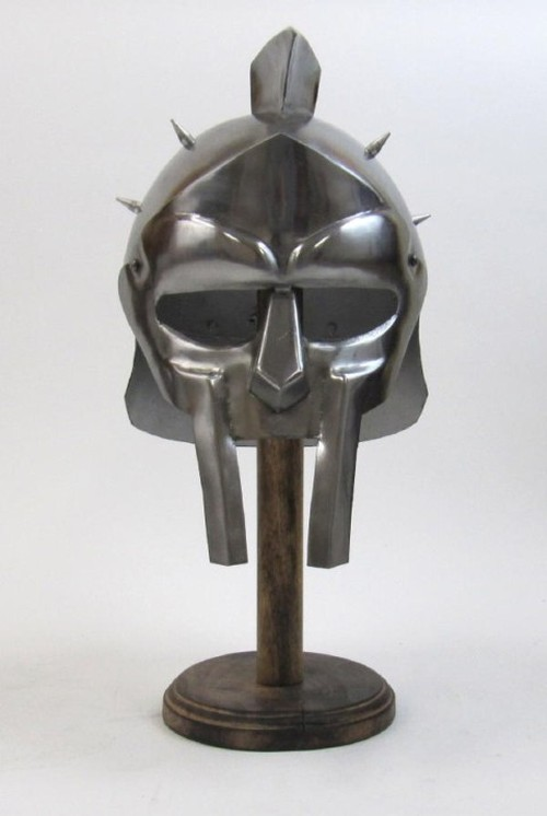 Armor Helmet Gladiator with Liner