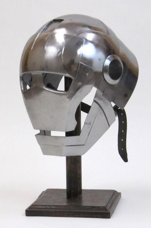 Iron Man Helmet Replica Combat chin strap