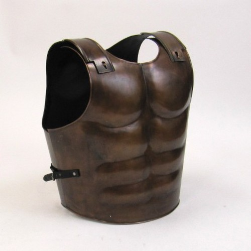Muscle Armor Breast Plate Antique
