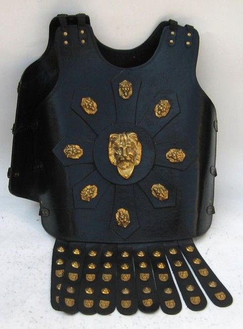 Leather Armor Jacket (L-20004)