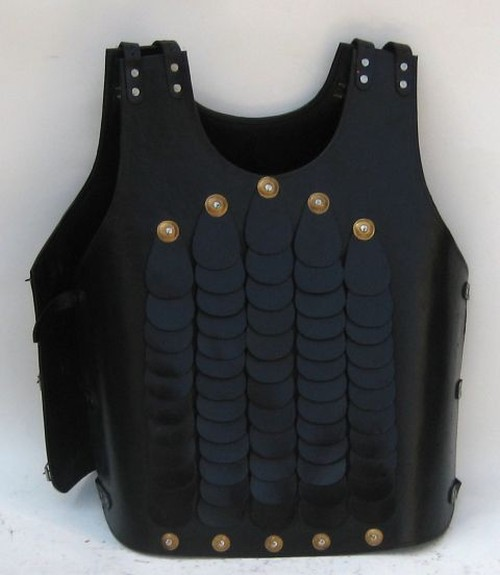 Leather Armor Jacket (L-20008)