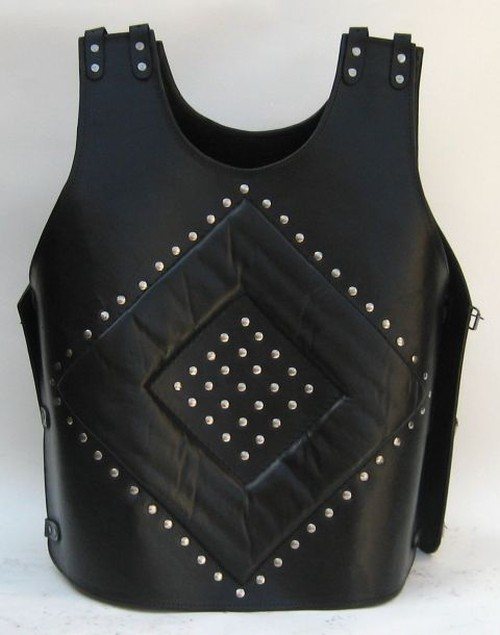 Leather Armor Jacket (L-20009)