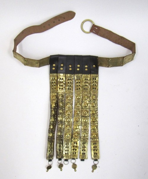 Roman Leather Belt