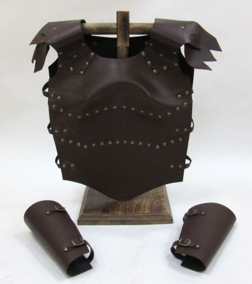 Leather Plate Armor
