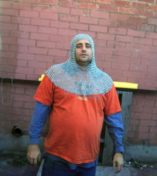 Chain Mail - Hood Only