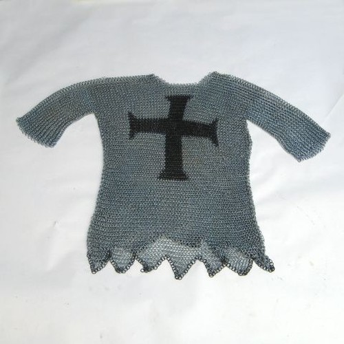 Templer Chain Mail Shirt
