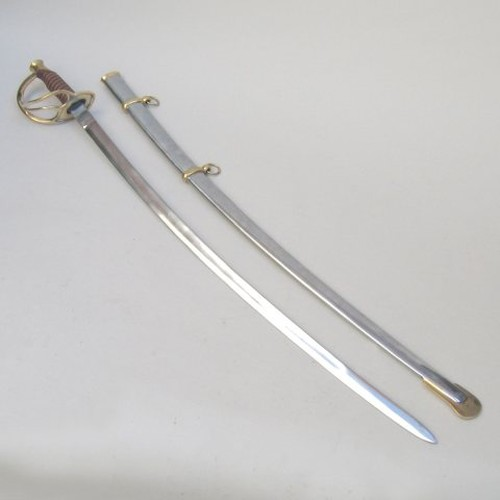 Deluxe Confederate Officer'S Sabre