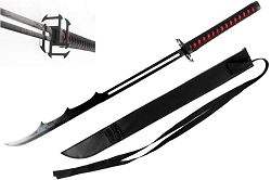 Kadaj Souba Double Bladed Samurai Sword